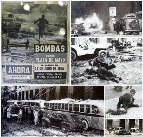 Bombardeo a Plaza de Mayo