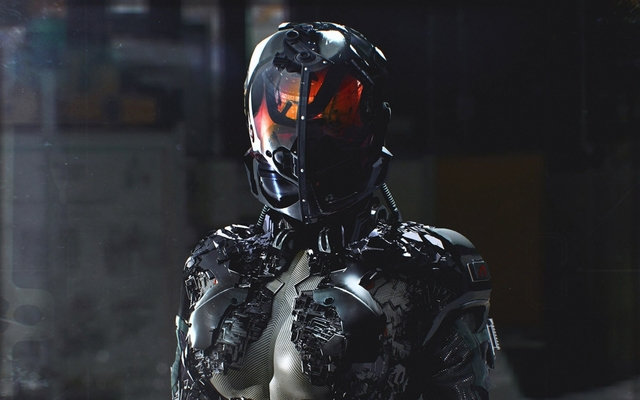 """The word """"cyborg"""" coined by Manfred Clynes"""