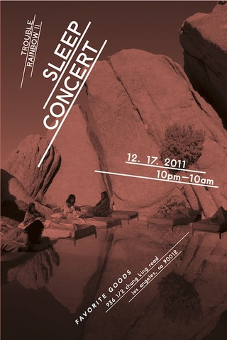 Sleep Concerts - Robert Rich