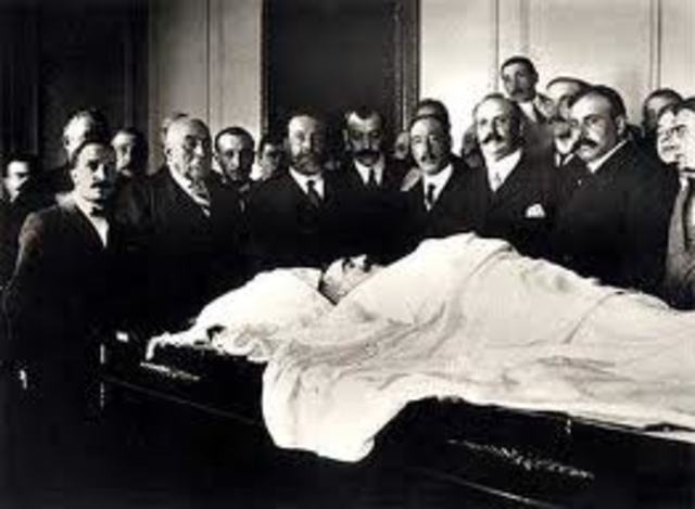Assassinat de Canalejas (Josep Ricart)