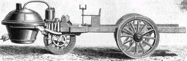 Automovil de vapor