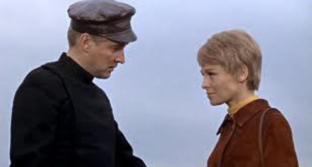 Guy Montag meets Clarisse Mclellan