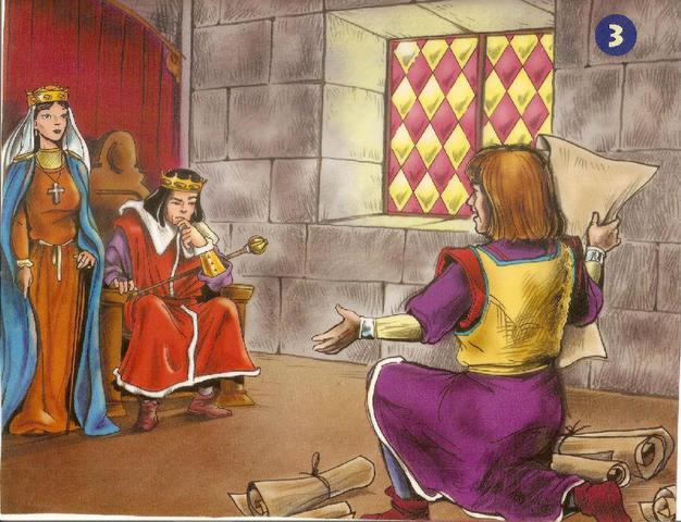 Los Reyes Católicos rechazan su proyecto otra vez.