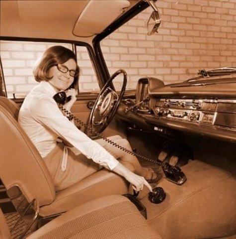 Real Car Phones