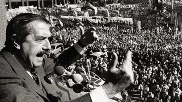 Vuelta a la Democracia