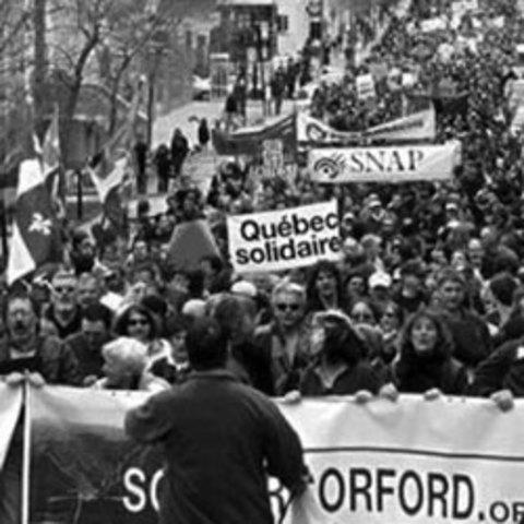 the quiet revolution in Quebec