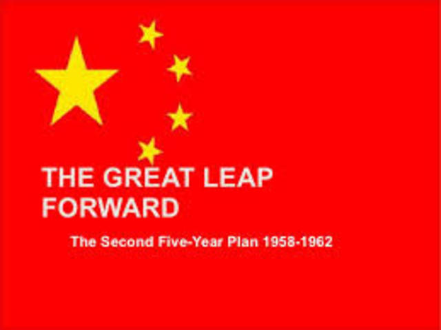 The Great Leap Forward Begins