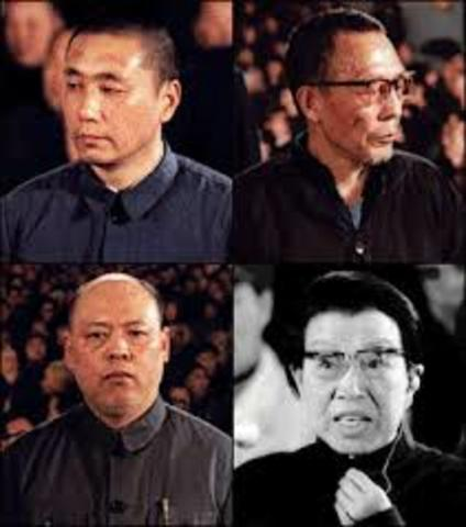 Cultural Revolution Ends