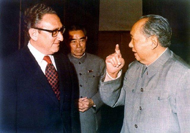 Summit With Nixon