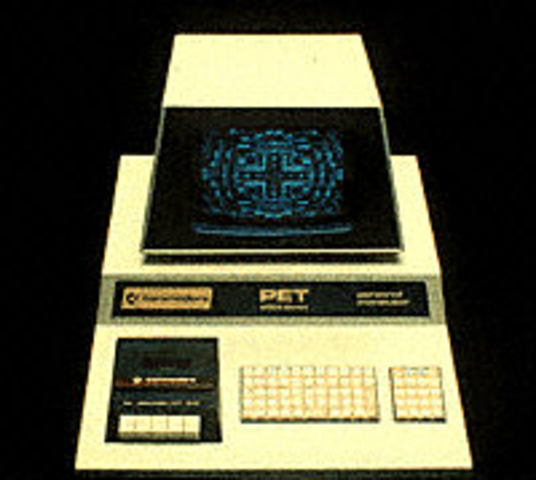 The Commodore PET