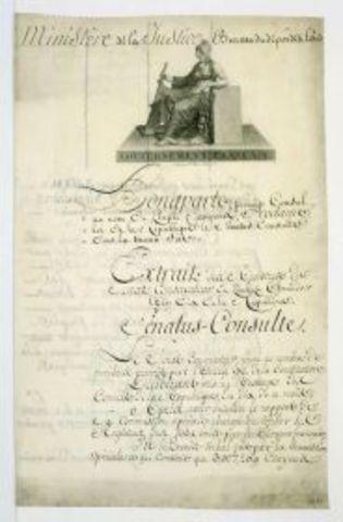 Promulgación de la Constitución
