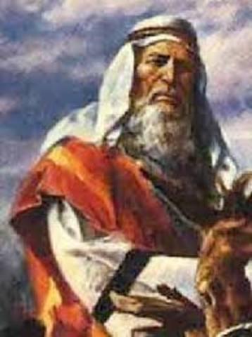 Abraham Makes The Covenant