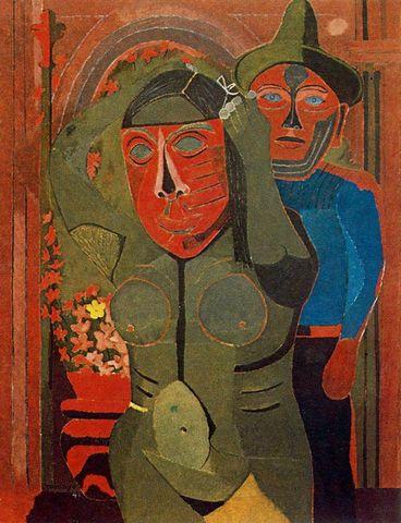 Rufino y Olga