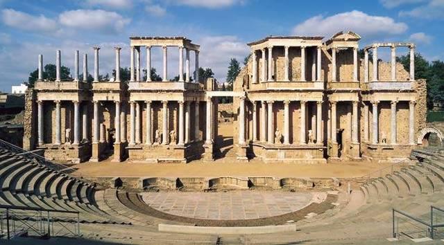 ARQUITECTURA EN LA ANTIGUA ROMA