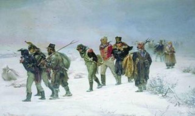 Intento de Invasión de Rusia