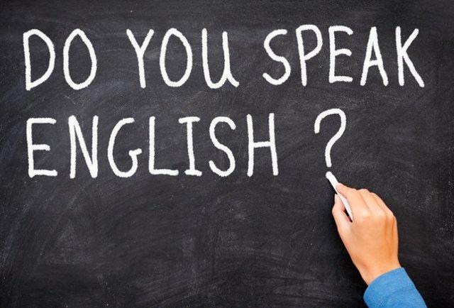 Английский язык в наше время