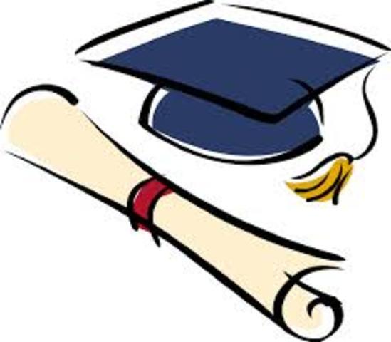 Amir graduates from High School