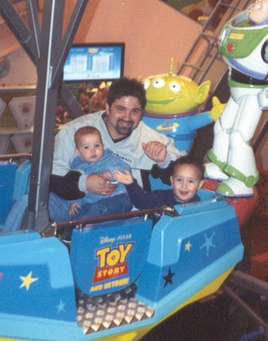 Toy Story Ride in New York