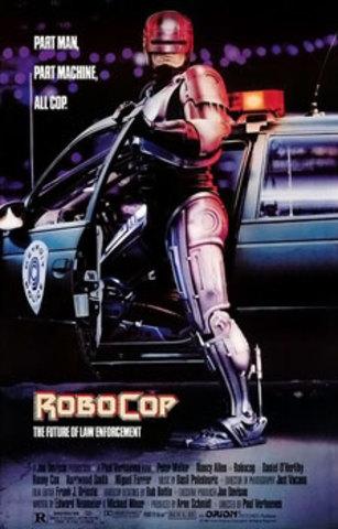 Robocop was released