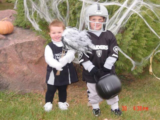 Halloween in 2003