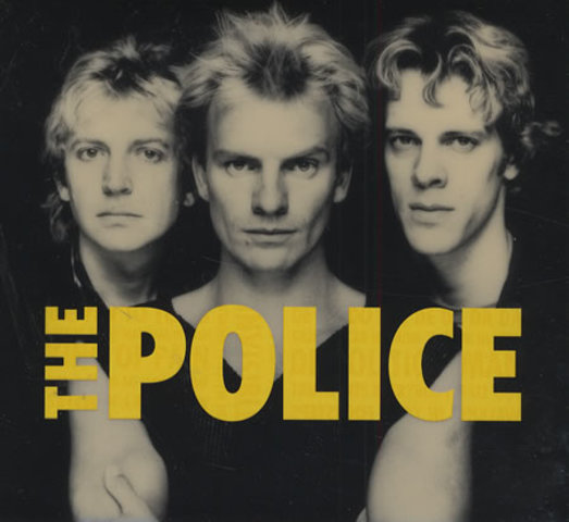 "Создание группы ""The Police"""