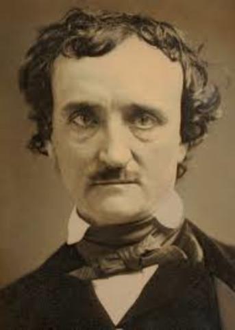 Edgar Allan Poe is born
