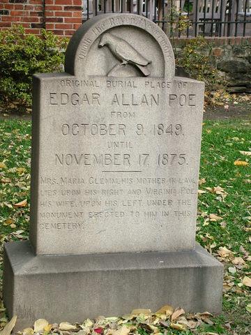 Edgar Allan Poe Dies