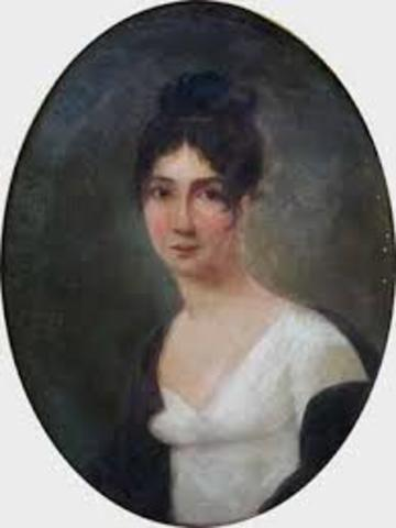 Edgar Allan Poe's sister is born