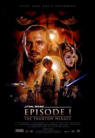 Star Was Episode I: The Phantom Menace