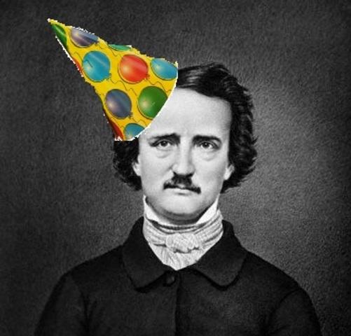 Edgar Allen Poe's birth