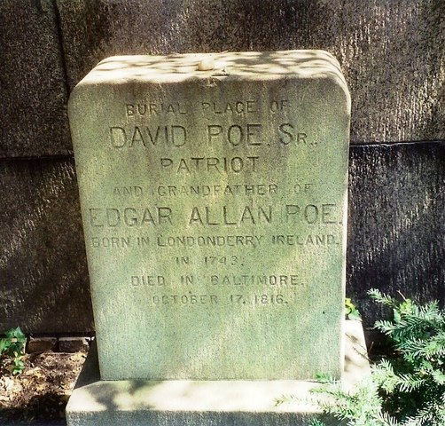 Edgar Allen Poe looses his parents