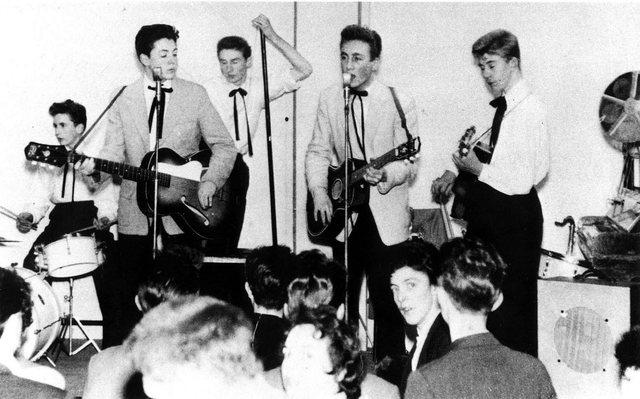 Жизнь перед Beatles