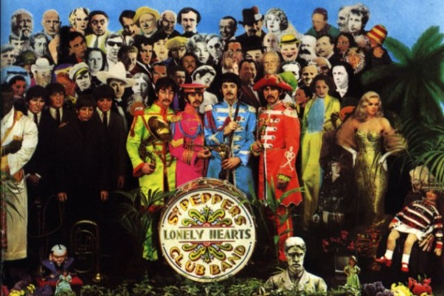 """Sgt. Pepper's Lonely Hearts Club Band"""""""