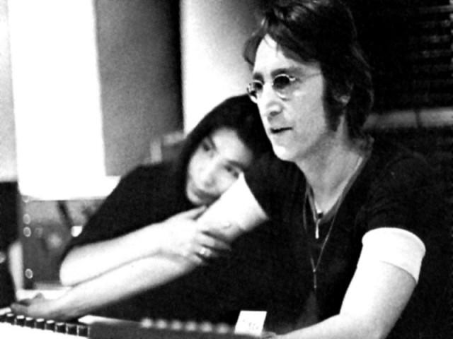 Джон и Йоко пишут альбом