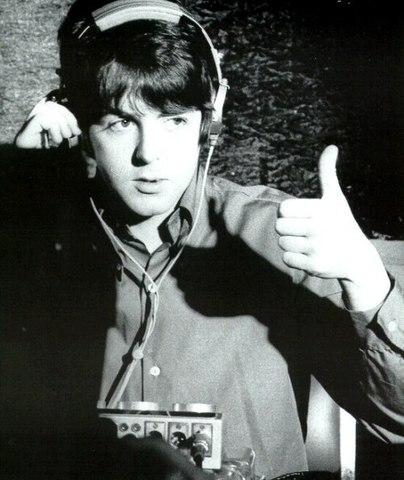Пол Маккартни записывает альбом