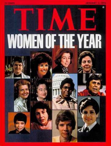 American Women attributed Time's Person of the Year
