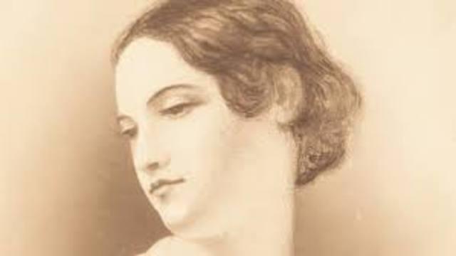 Poes wife dies of tuberculosis