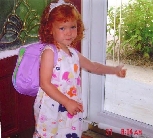 1st year of Preschool
