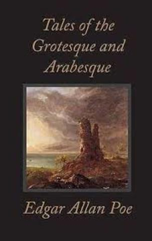 """Poe's story collection """"Tales of the Grotesque and Arabesque"""""""