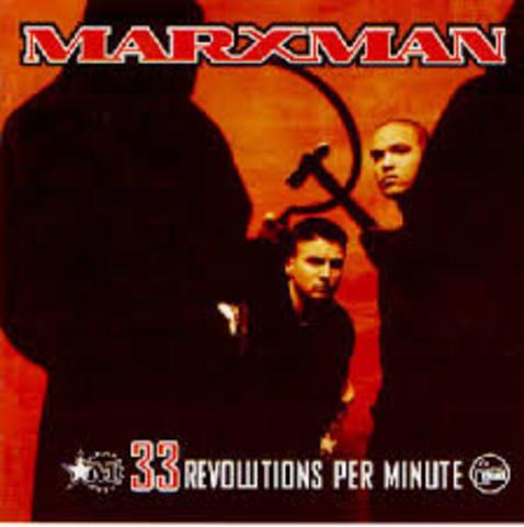 Marxman - 33 revolutions per minute