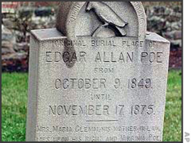Poe's death
