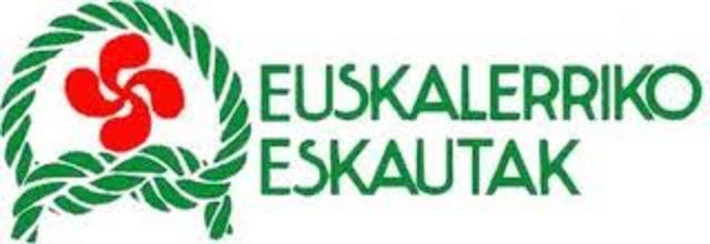Creación de EE (Euskalerriko Eskautak)