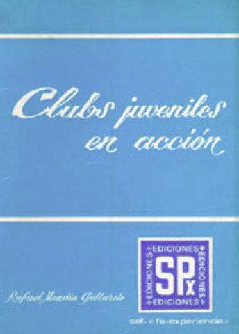"""Publicación del libro """"Clubs Juveniles en Acción"""""""