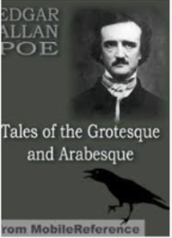 1840 Poe's story collection Tales of the Grotesque and Arabesque is published in two volumes.