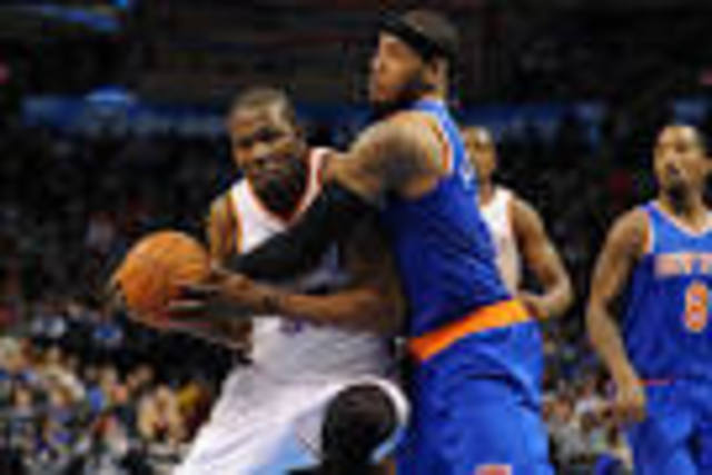 Kevin Durant and Carmelo Anthony File Anti-Trust Lawsuits
