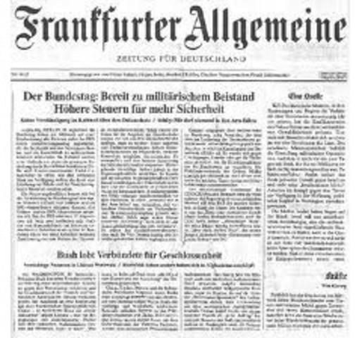 Frankfurten Journal