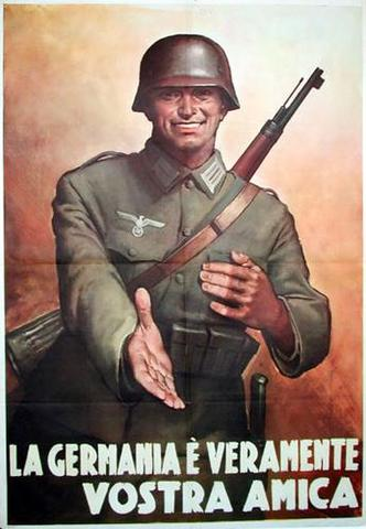Propaganda Fascista. II Guerra Mundial