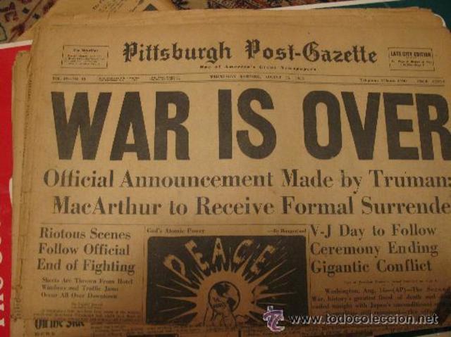 Fin II Guerra Mundial