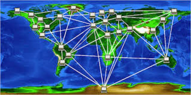 Origen Internet (Globalización).
