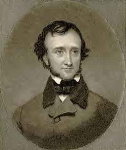 Poe's older brother dies.